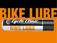 AUTHOR Mazivo Cycle Clinic Bike Lube 400 ml černá